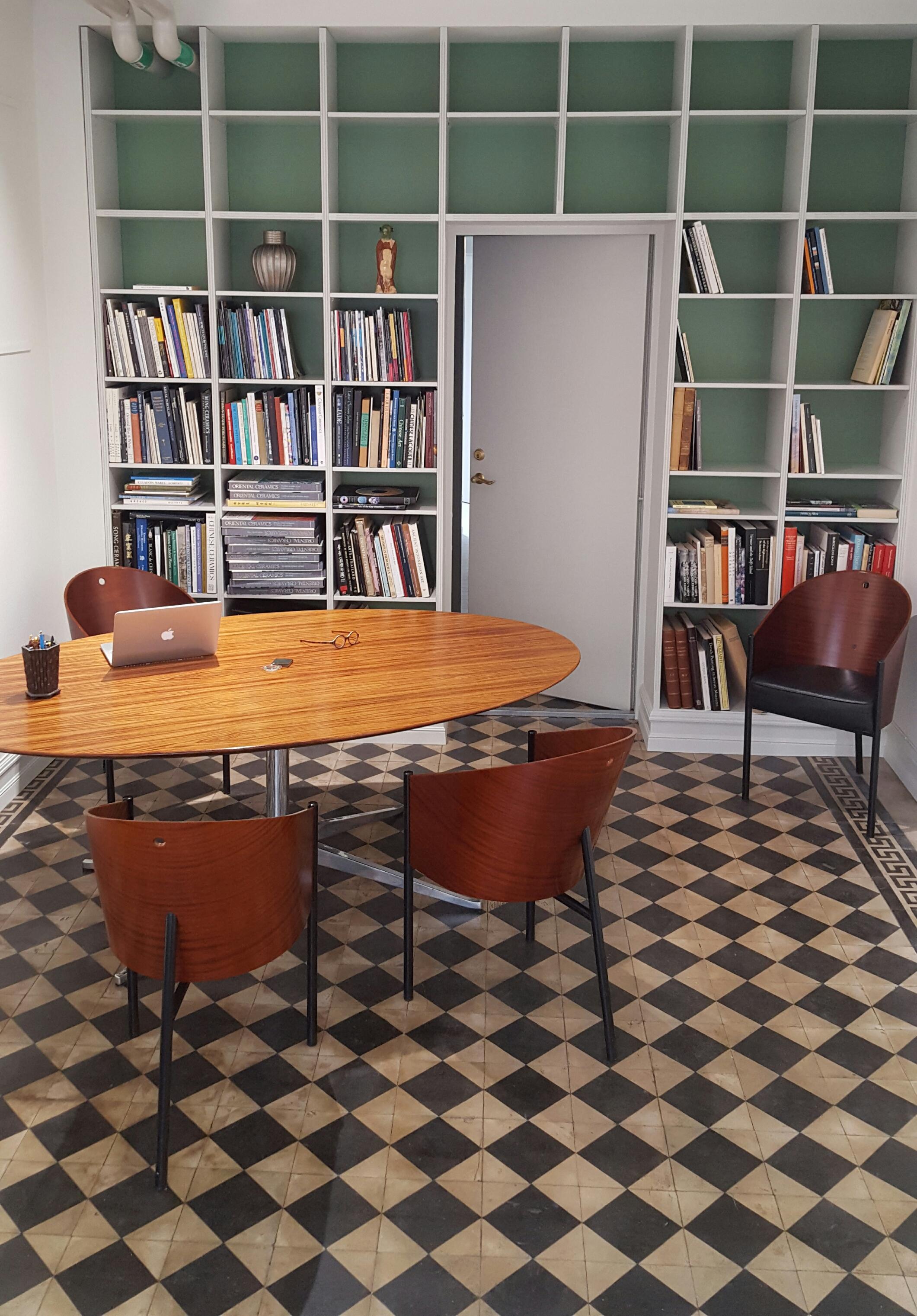 Kammarens kontor på Lilla Fiskaregatan 23 i Lund…