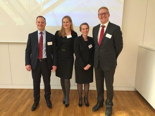 Stephan Kohlhaas, Julia Kathrin Degen, Dr. Raphaela Merk, Sven Lehmann