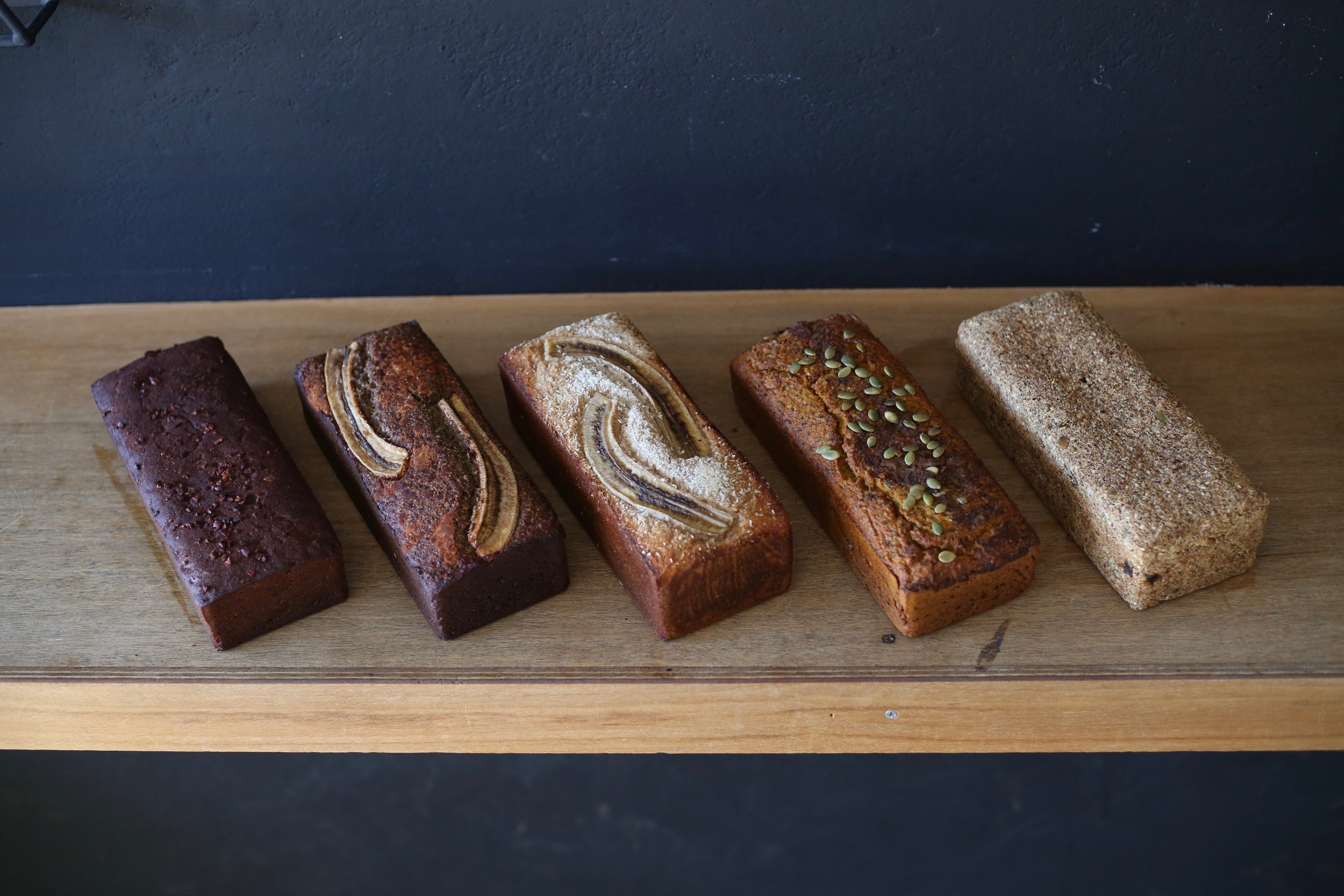 For foodies, including the sensitive ones. - Our artisan loaves are handmade in Perth, Australia and are free from artificial anything. Our range is free from gluten & dairy. You'll also find paleo, vegan, sugar free & nut free options to choose from.