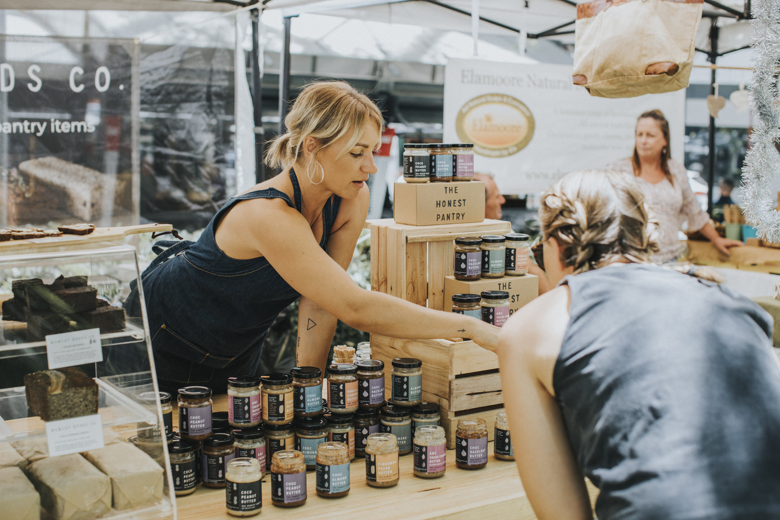 Honest Goods Co. Farmers Market