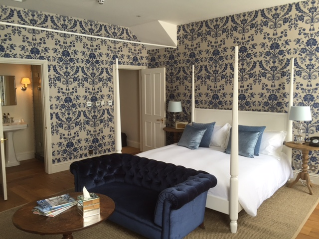 New Hotel Bedroom - North House Cowes