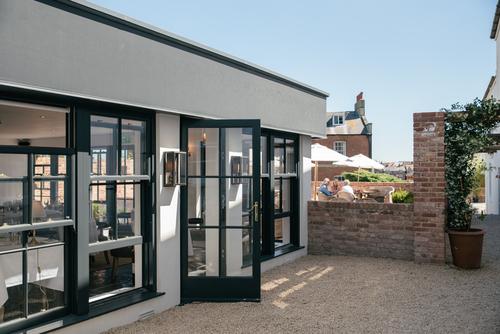 Restaurant Extension - Side