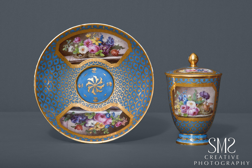 SMS Creative Photography Meissen Porcelain Masterpiece Chelsea