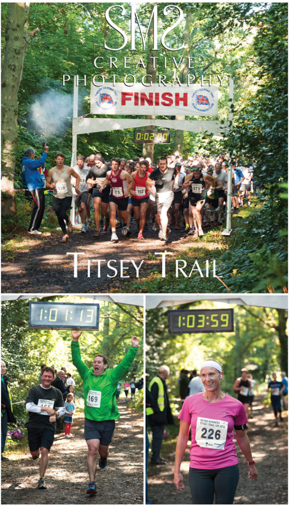 Oxted Runners 10k Titsey Trail Sunday 6th October 2013