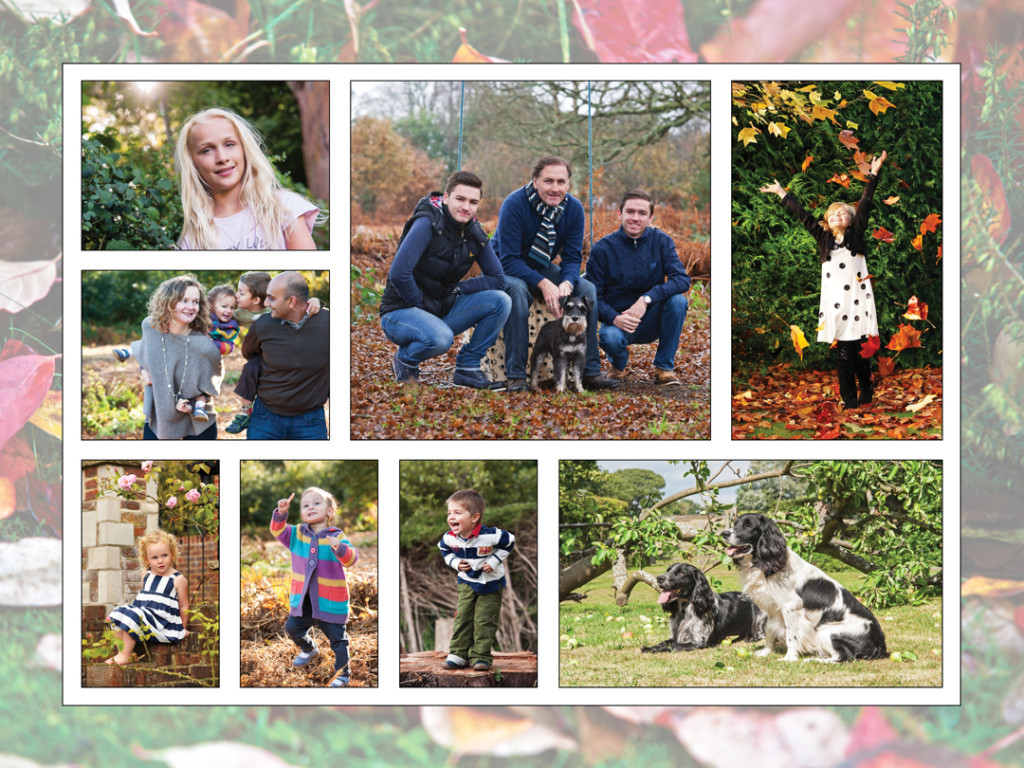 SMS Creative Photography Autumn Family Location Shoot