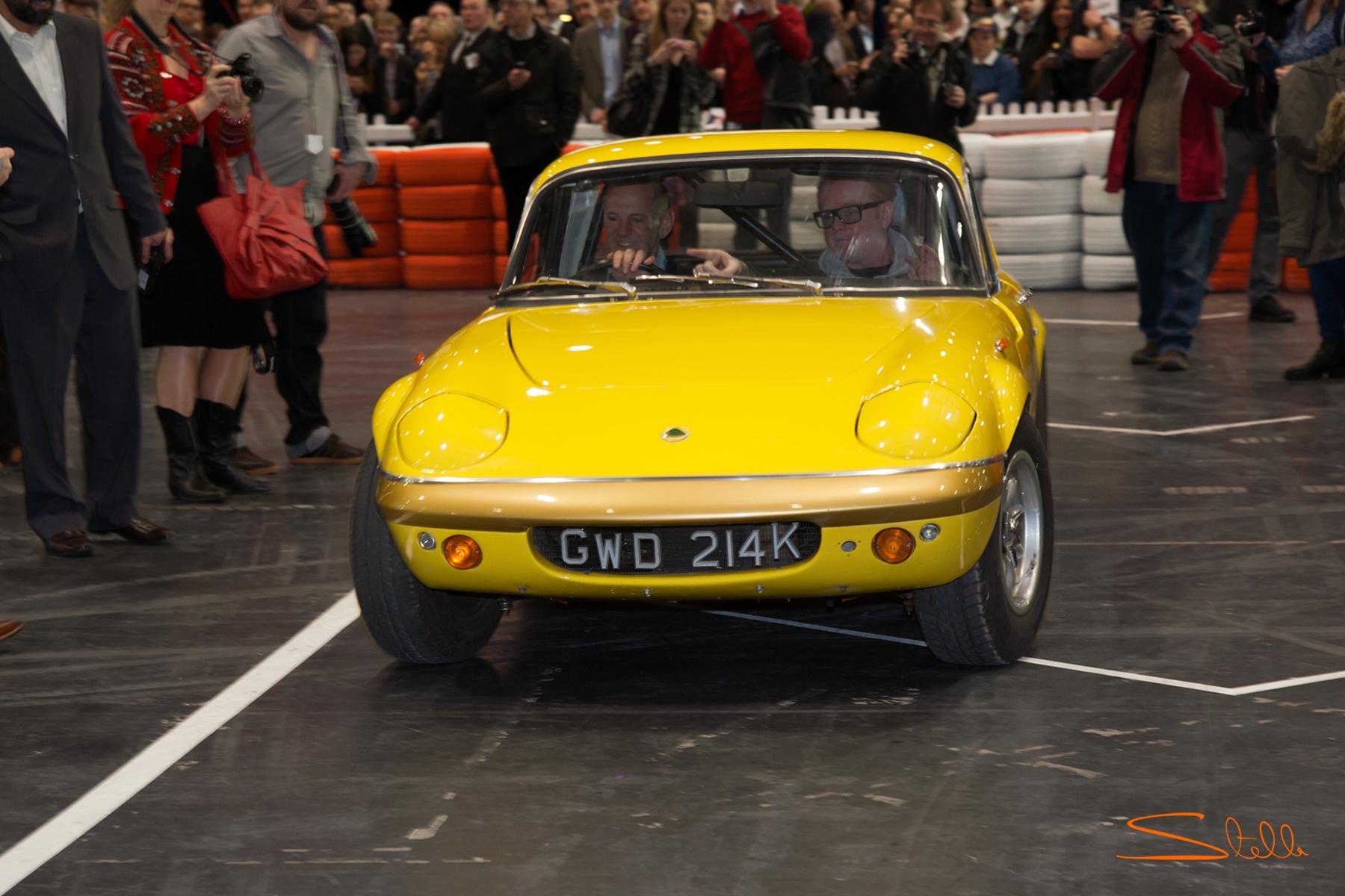 London Classic Car Show_7