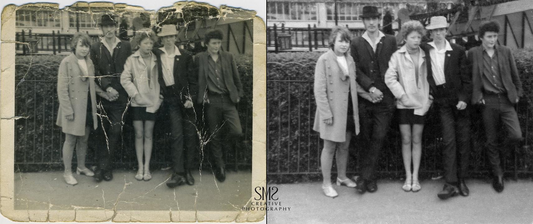 SMS Creative Photography- Restoration Photography
