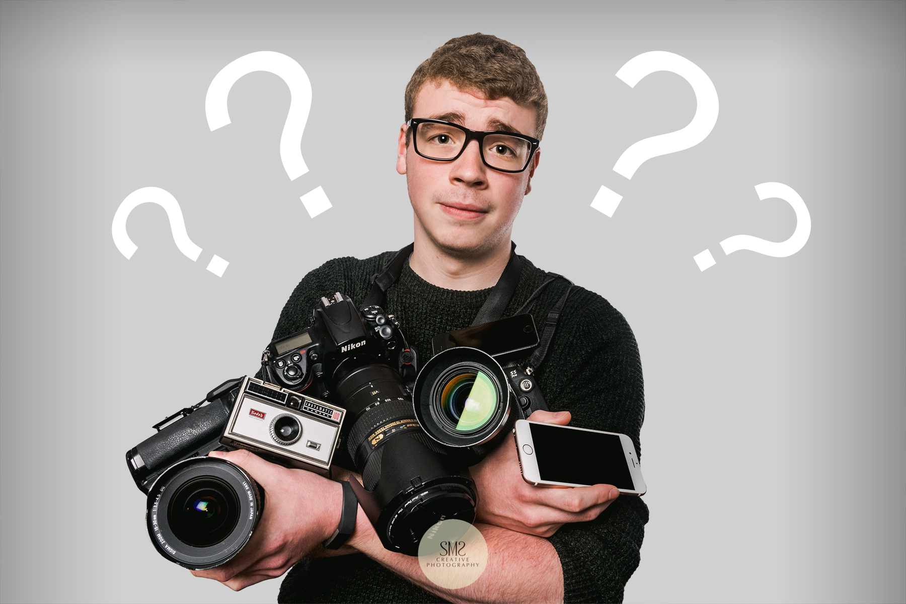Time to say goodbye to feeling confused about your camera!