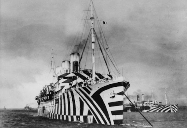 SS Empress of Russia 1917