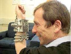 Warwick with his braingate augmentation