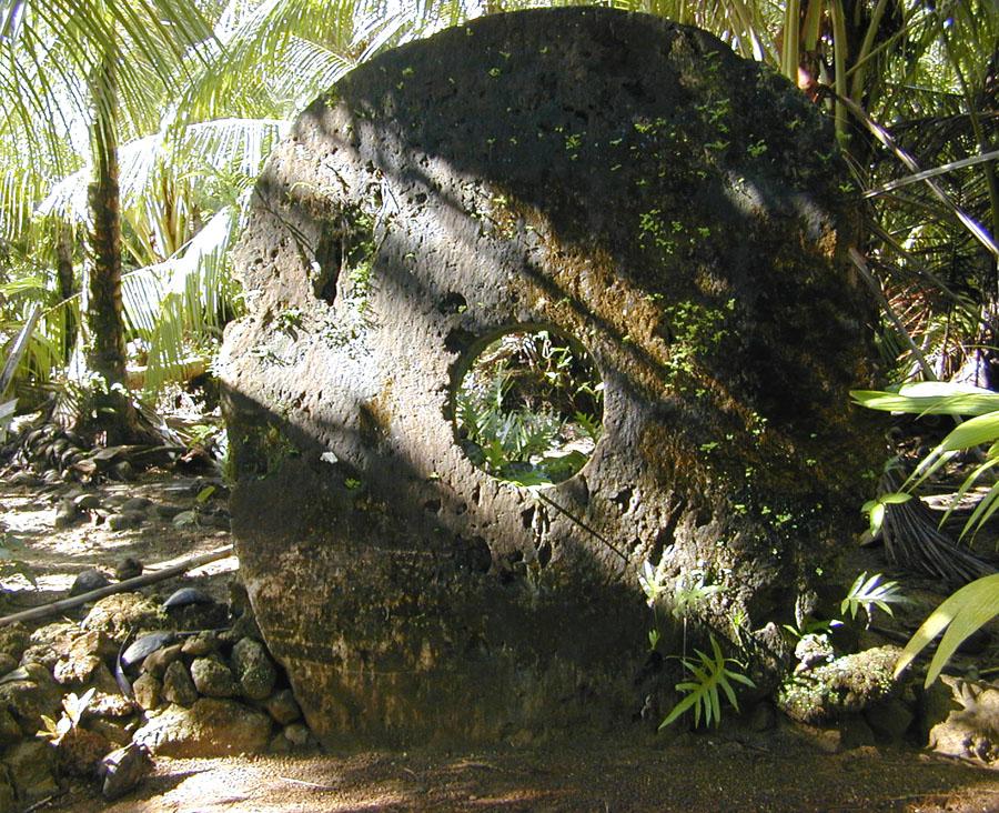 A typical Rai Stone