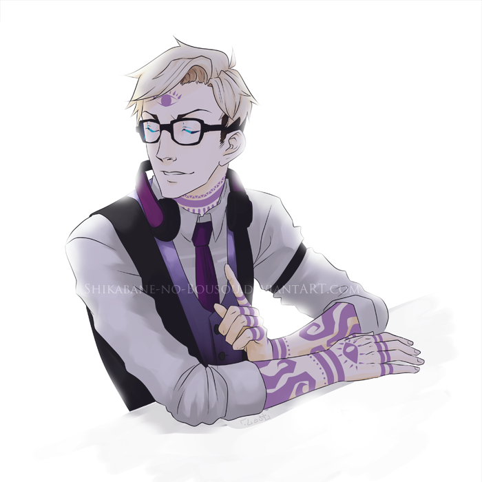 Nightvale has a large cult following that draw pictures of the characters on Deviantart