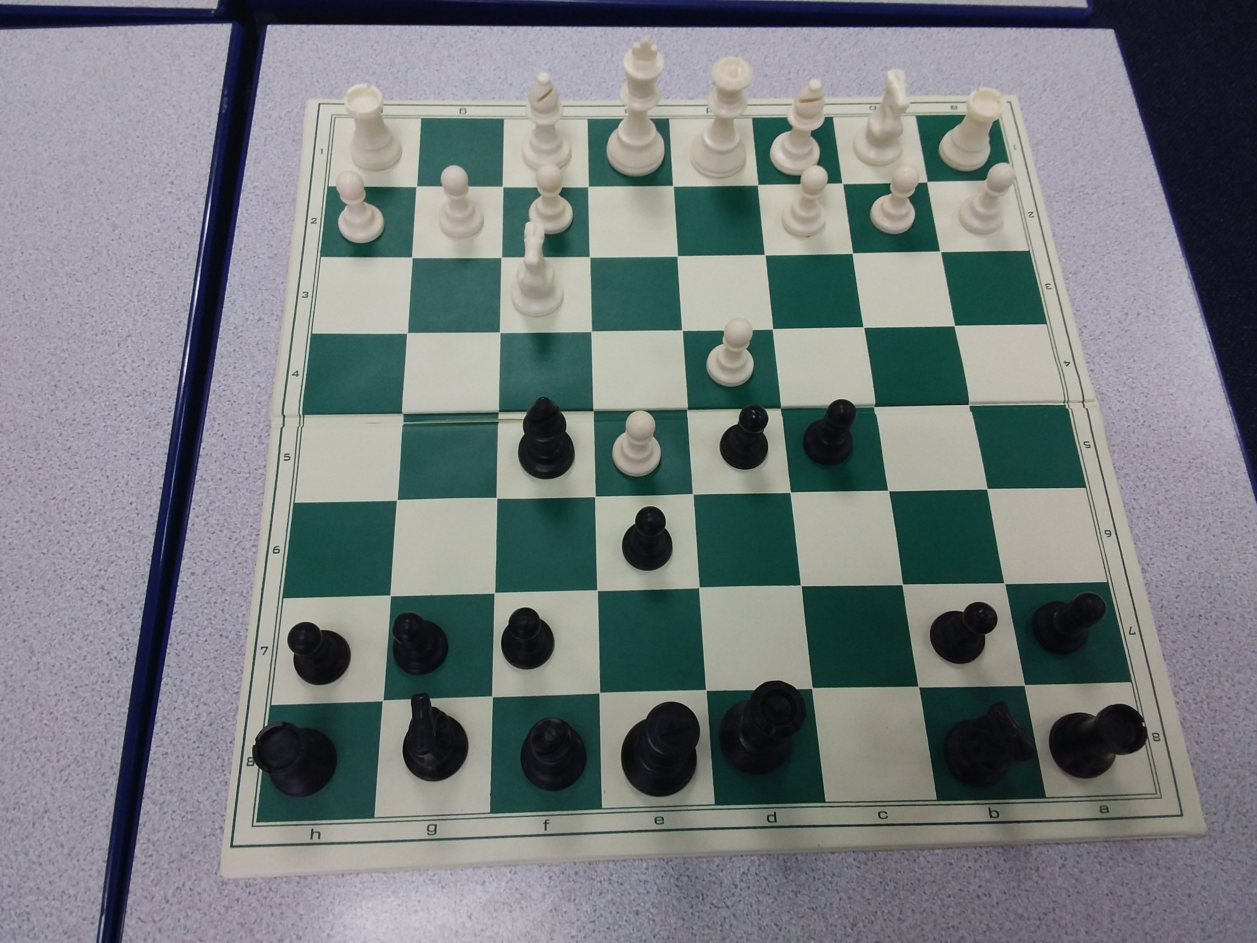 Black can keep threatening the pawn on d4 with moves like nc6 and Qb6