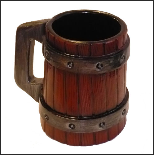 The Dwarven Drinking Puzzle