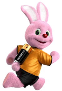 The Duracell Bunny