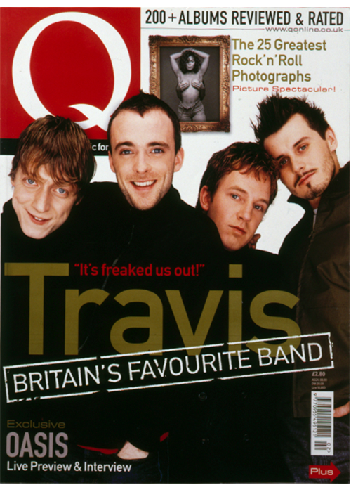 Q Cover Archive 2000s \u2014 Q Magazine