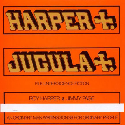 9. Whatever Happened To Jugula? (with Jimmy Page