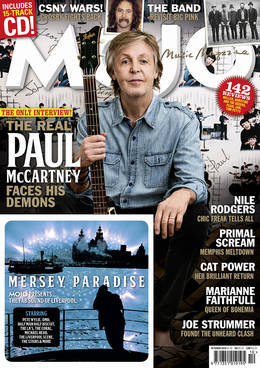 MOJO 299, in UK shops from August 21. Available online now.