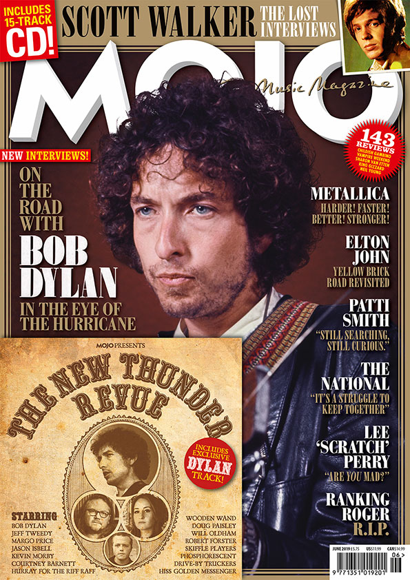 MOJO 307: Bob Dylan, Scott Walker and Amyl & The Sniffers.