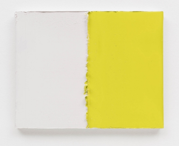 Rodrigo Andrade    Sem título, 2015 óleo s/ tela, 28 x 35 cm     Untitled, 2015   oil on canvas, 11 x 13  ¾  inches