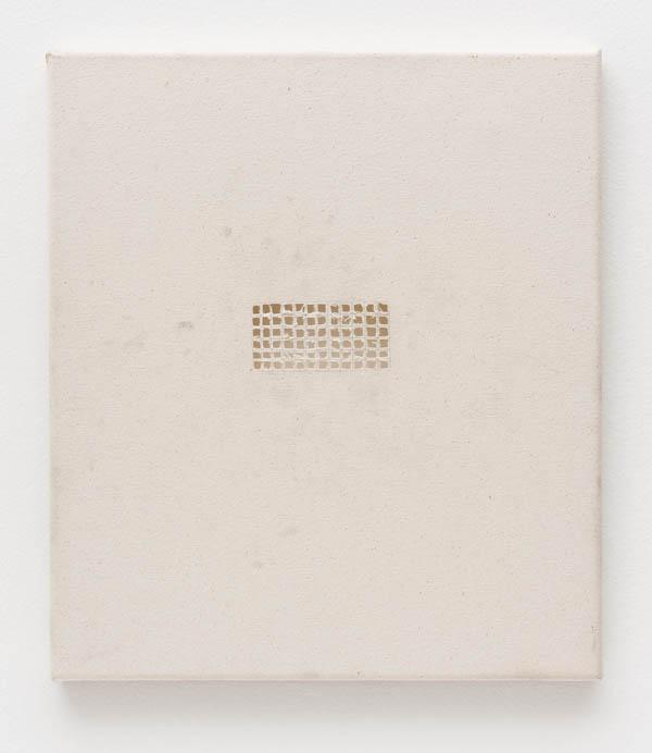 Tiago Tebet   Burka , 2016 óleo sobre tela 40 x 30 cm   Burka , 2016 oil on canvas, 15 3/41 x 11 13/16 inches