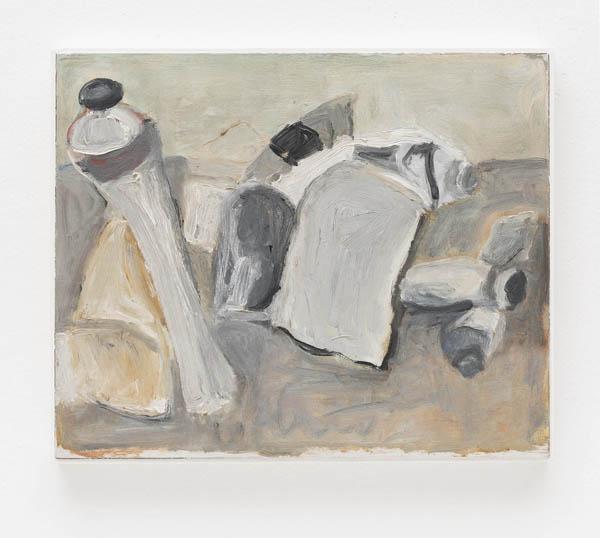 Elisabeth Jobim   Sem título , 1997 óleo sobre madeira, 22 x 27 cm   Untitled , 1997 oil on wood,   8 11/16 x 10 5/8 inches