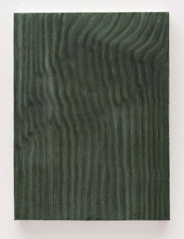 Tiago Tebet   Sem título , 2014 óleo sobre tela, 40 x 30 cm   Untitled , 2014 oil on canvas, 15 3/41 x 11 13/16 inches