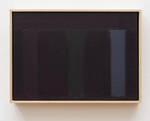 Paulo Pasta   Sem título , 1999 óleo sobre tela, 25 x 35 cm   Untitled , 1999 oil on canvas, 9 13/16 x 13 3/4 inches
