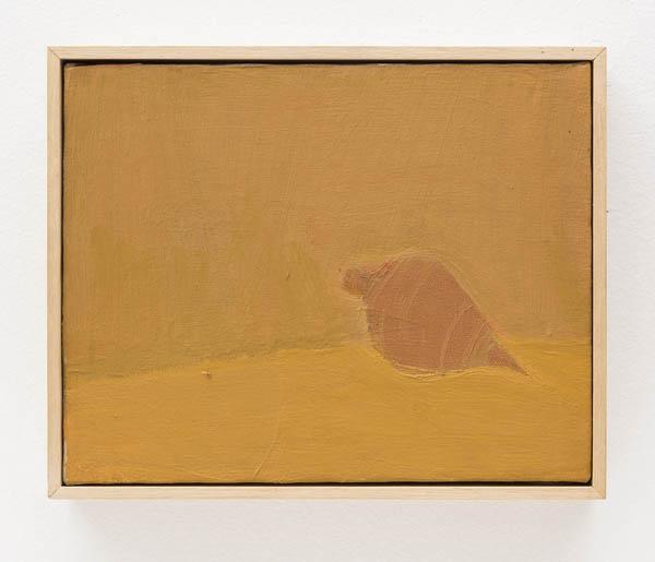 Paulo Pasta   Sem título , 2000 óleo sobre tela, 20 x 25 cm   Untitled , 2000 oil on canvas, 7 7/8 x 9 13/16 inches