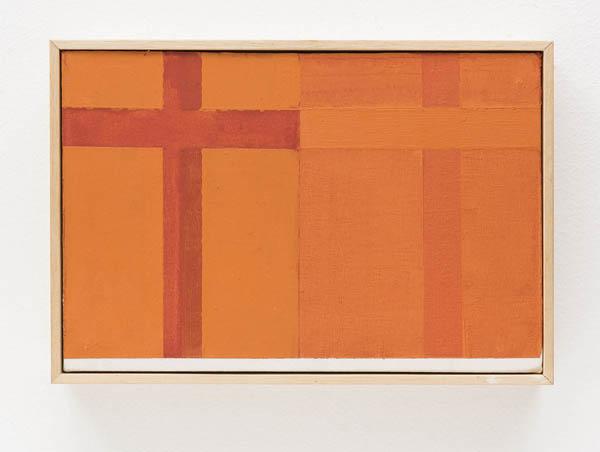 Paulo Pasta   Sem título , 2012 óleo sobre tela, 20 x 30 cm   Untitled , 2012 oil on canvas, 7 7/8 x 11 13/16 inches
