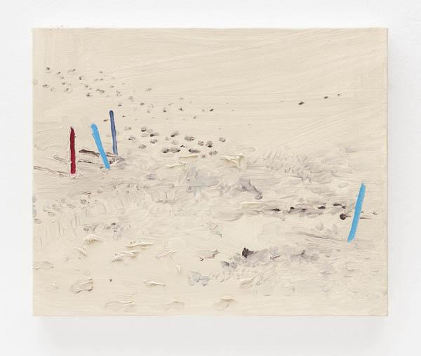 Marina Rheingantz   Inox , 2016 óleo sobre tela, 24 x 30 cm   Inox , 2016 oil on canvas, 9 7/16 x 11 13/16 inches