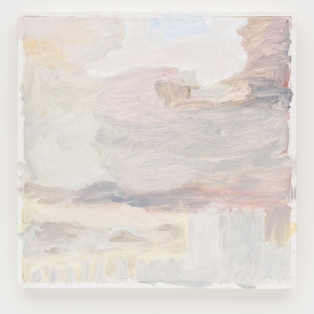 Gabriela Machado, Alentejo , 2013, óleo sobre linho | oil on linen ,30 x 30 cm