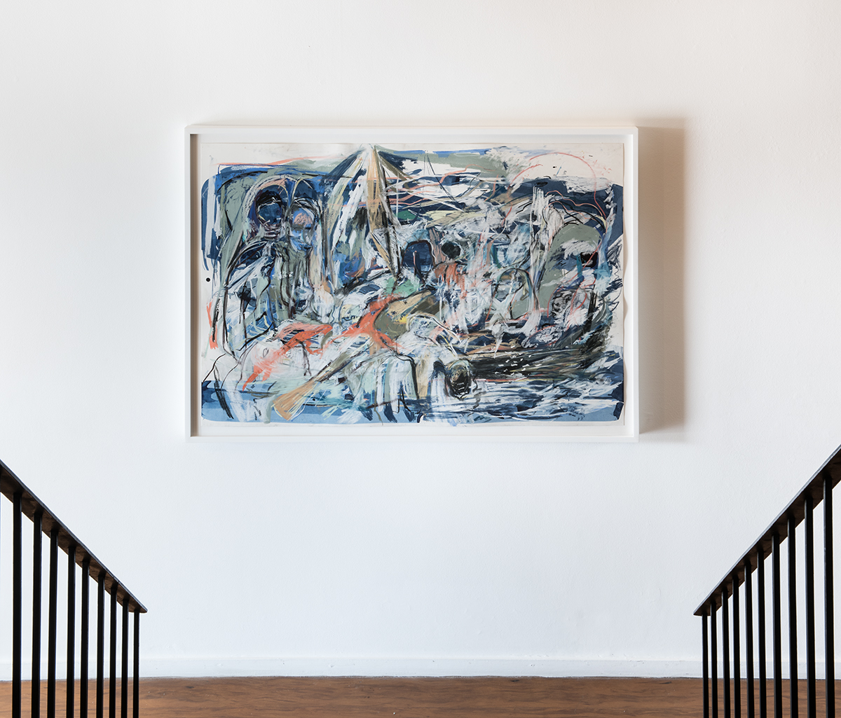 CECILY BROWN | FLAVIO DE CARVALHO | TUNGA, mar – mai | Mar – May 2018