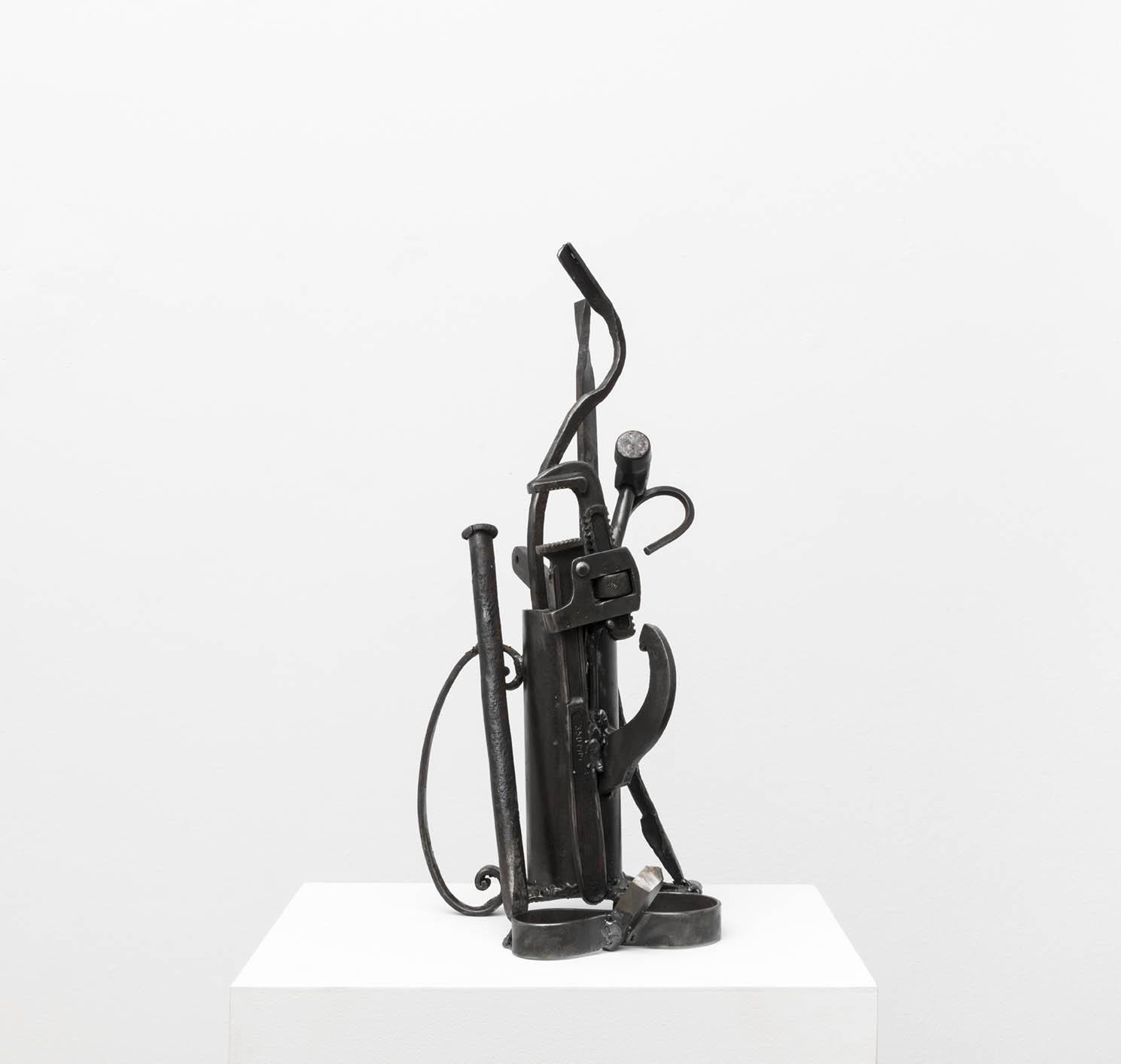 Ferramentas de Ogum |  Ogum Tools,  2019  aço |  steel   52 x 23 x 23 cm |  20 15/32 x 9 1/16 x 9 1/16 in