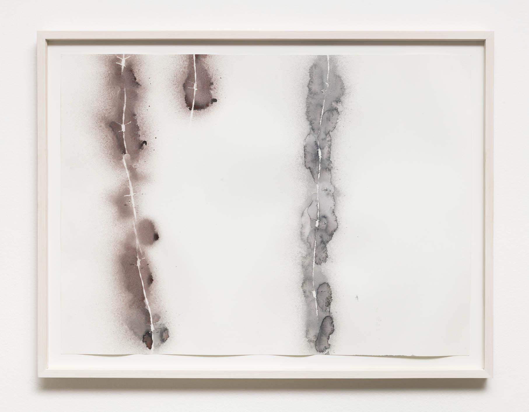 Variações de Correntes em Cor  |  Chain Variations in Color,  2019   aquarela  |  watercolor   54 x 75 cm |  2117/64 x 29 17/32 in