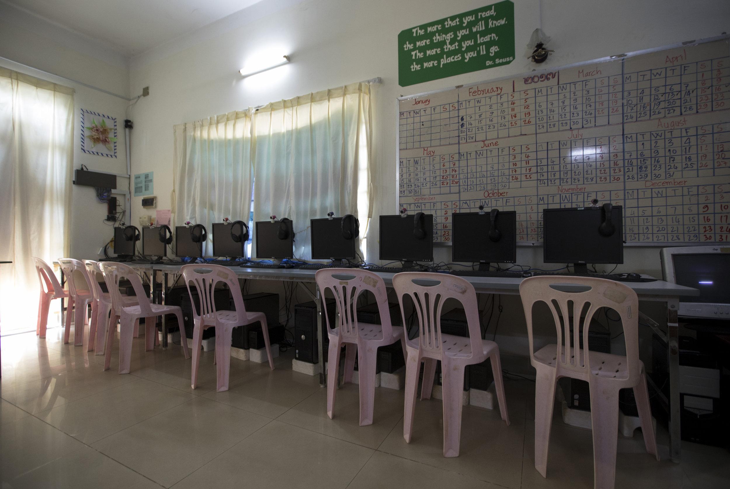 PEPY's ICT Room