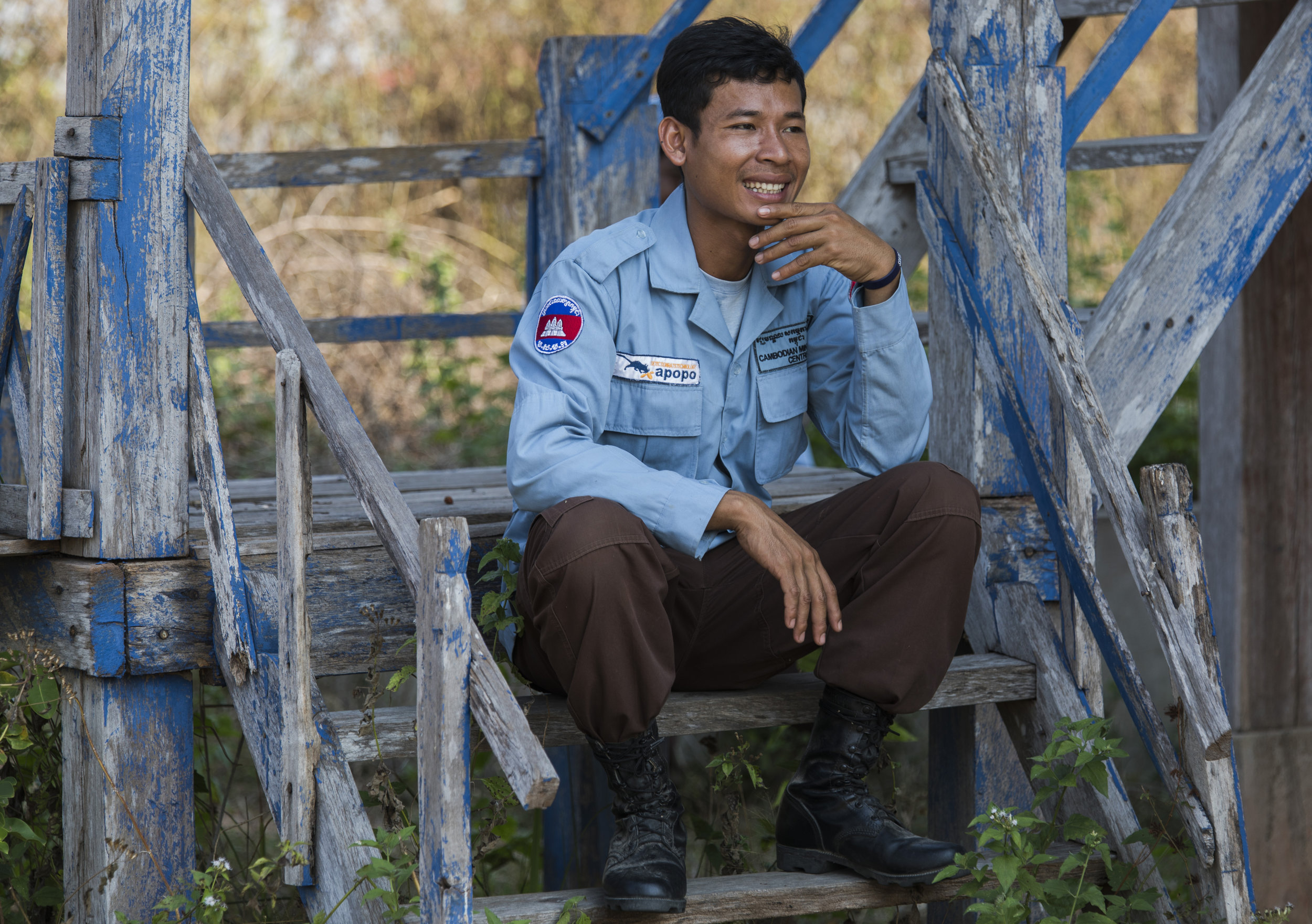 Mr. Soeun Seyla