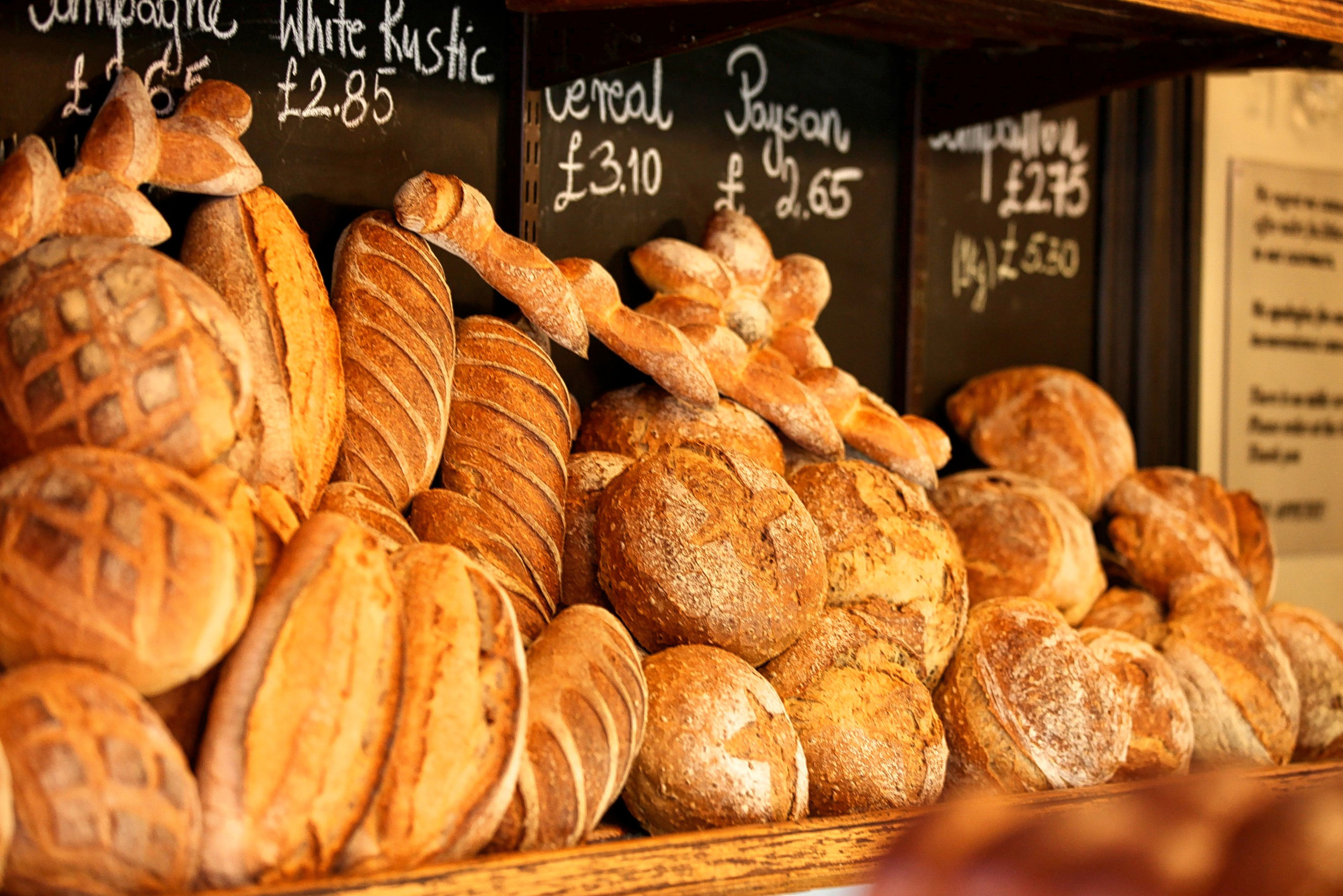 SE3 Productions Commercial Photography Boulangerie Jade
