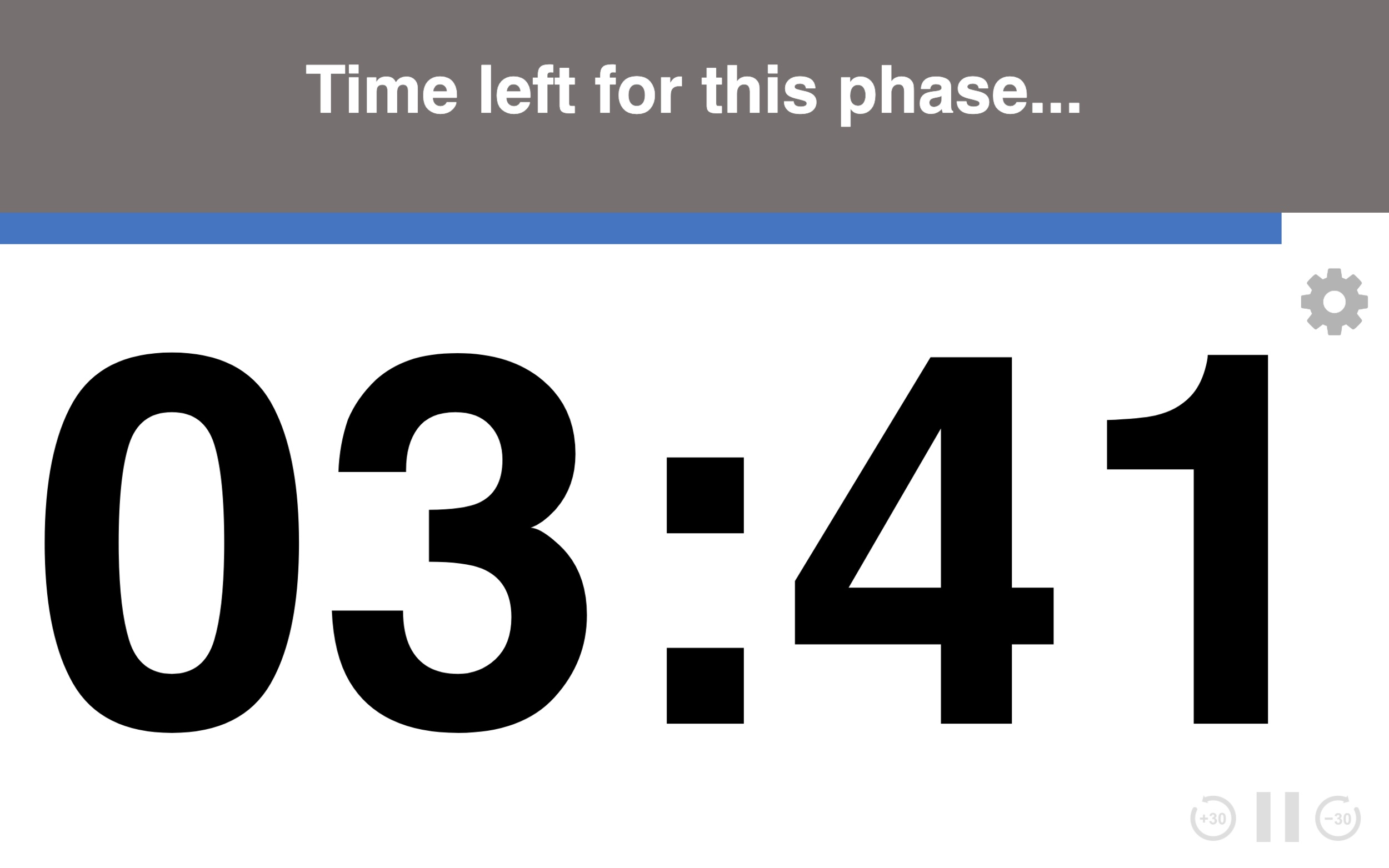 Need a countdown timer? - Our developer Johannes made this useful countdown timer for anyone who needs a countdown timer for presentation management, for a competition, or other task. Try it out and let us know if you like it!