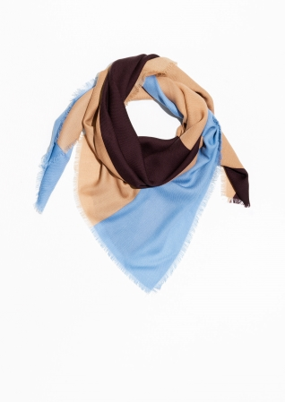 And Other Stories Scarf £45.00