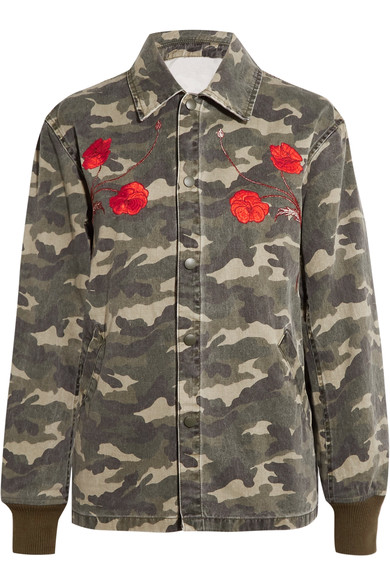 Embroidered Jacket - £440.00 - Opening Ceremony