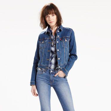 Classic Denim Jacket - £90.00 - Levis
