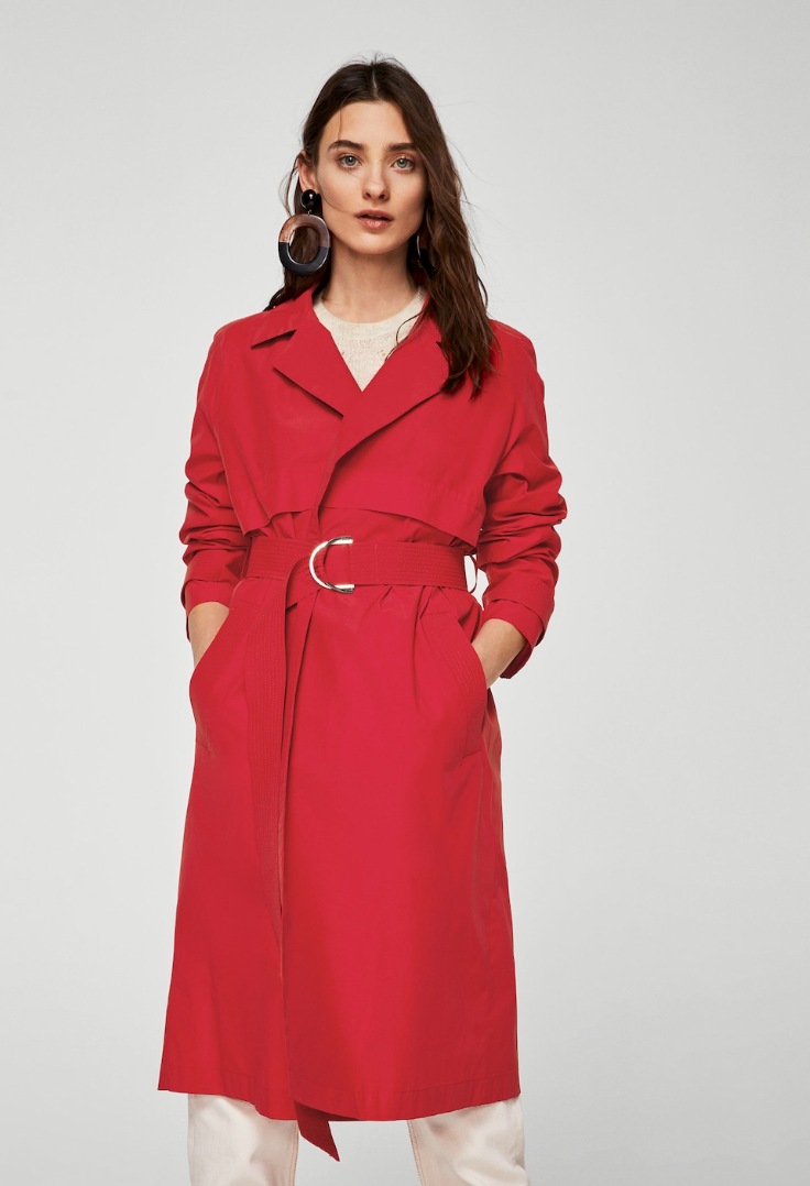 MANGO - Trench Coat £69.99