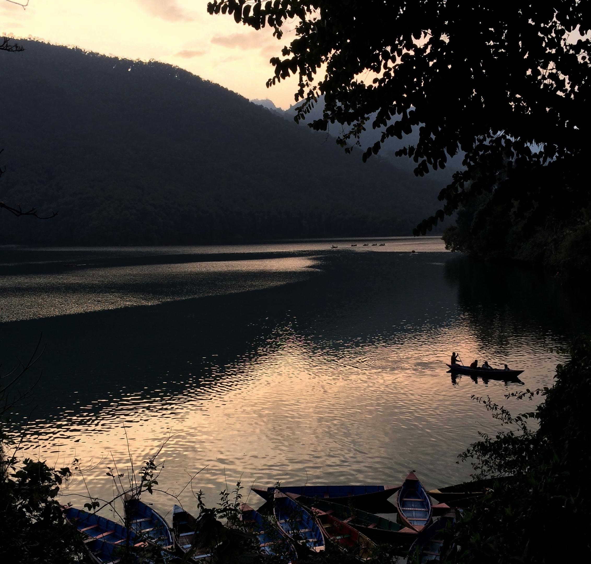 Lake Nepal Peace