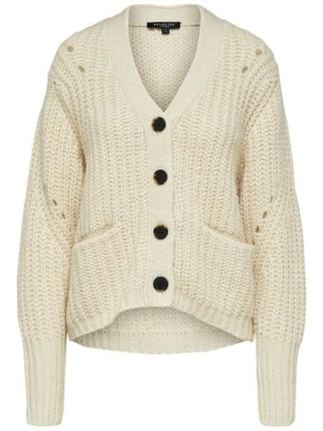Selected Femme Cable Knit £90