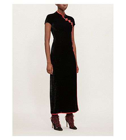 Suki Dress -  De La Vali £495.00