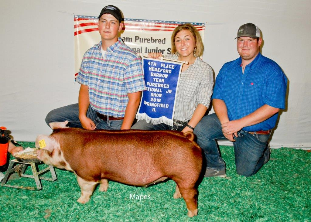 4th Overall Barrow