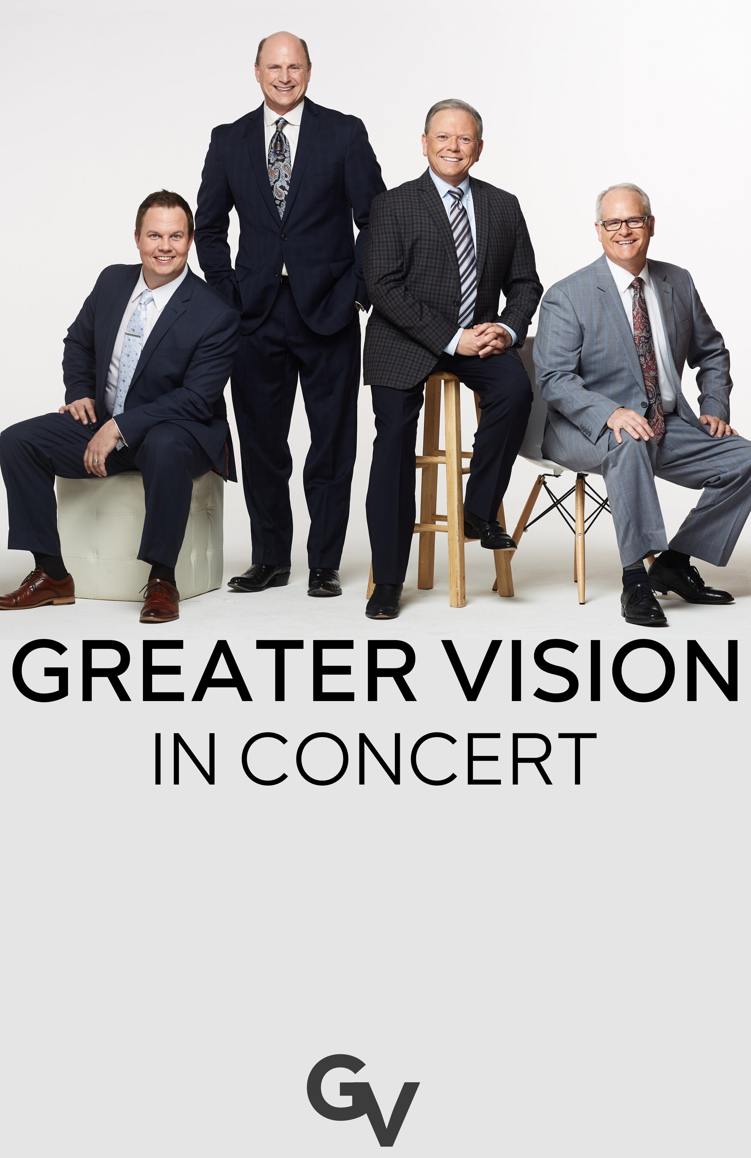 GV Press Kit Concert Poster