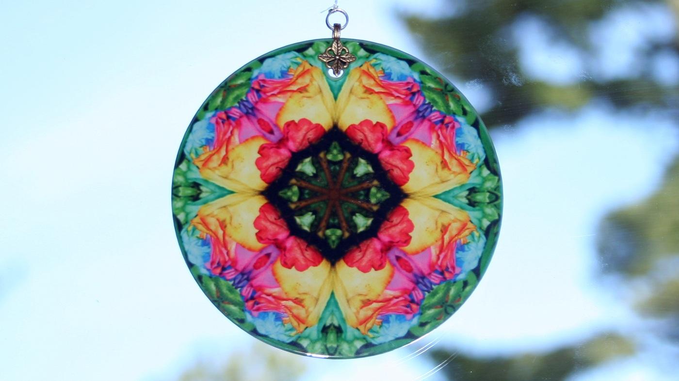 Handmade Sun Catcher