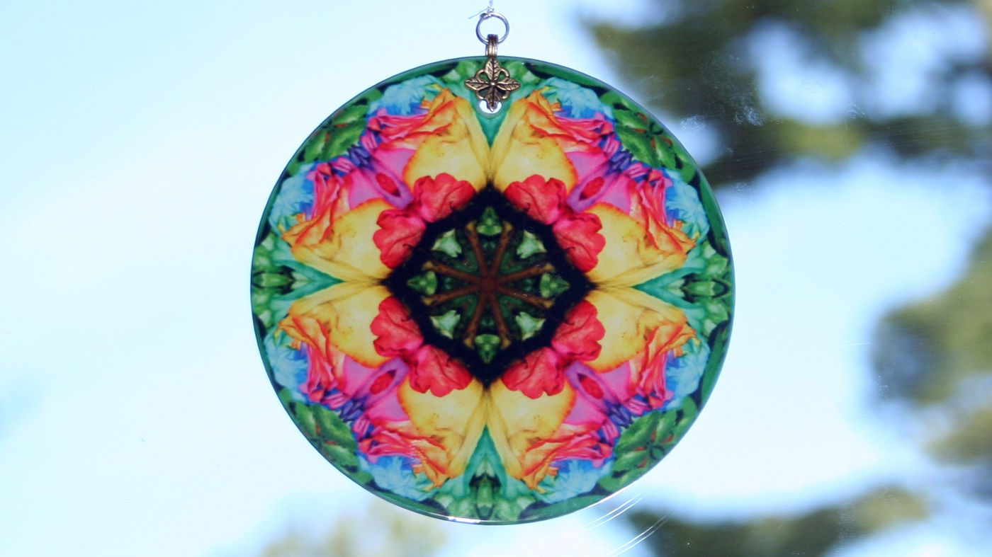Handmade Sun Catcher